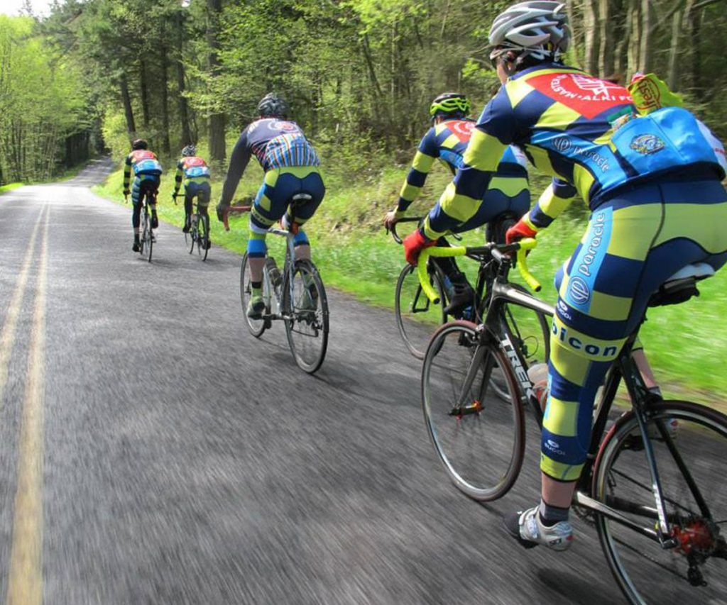 Alki-Rubicon Cycling Team