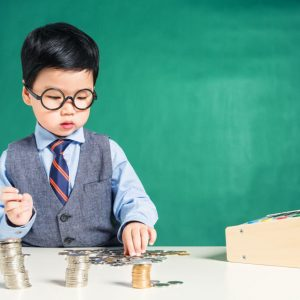 Teaching Children about Money: Start with a Budget